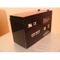 Bateria Sellada 12 Volts 7 Amperes Motoneta, Motos 150 Cc