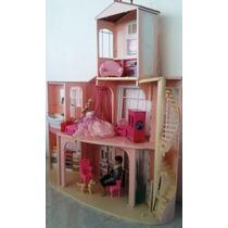 Casa De Barbie 2 Niveles
