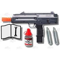 Marcadora Airsoft Steel Storm 430fps Co2 Bbs .177 Xtreme
