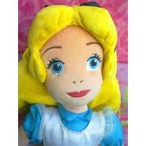 Alicia En El Pais De Las Maravillas Peluche De Disney Store