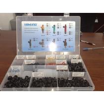 Kit Microfiltros Orings Y Toberas Repuestos De Inyector