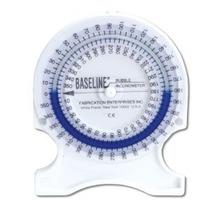 Burbuja De Línea De Base Inclinómetro