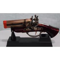 Encendedor De Coleccion 18cm De Largo Ver Video Arma-antigua