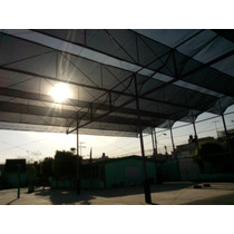 Malla Sombra Edificios, Escuelas, Residencial