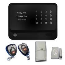 Alarma Wifi Gsm 4g Casa Negocio Seguridad Desde Internet App