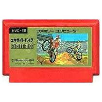Excitebike Family Famicom Japones
