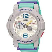 Reloj Casio G-shock Bga180-3b Azul