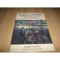 Vendo Libro Partituras De Prokofiev Romeo Y Julieta Piano