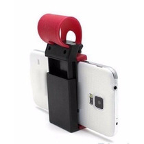 Base Porta Celular Volante Universal Iphone Smartphone Gps