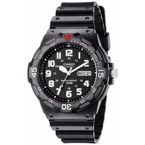 Reloj Casio Hombre Mrw200h-1bct Negro Water Resistant
