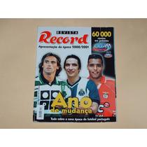 Guia Liga Portuguesa 2000-2001 Record Importada