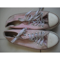 Limipia Closet Tenis Marca Converse All Star 51/2 Color Rosa