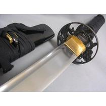 Espada Hideyoshi Fulltang 100% Funcional Filo Maximo C/base
