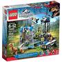 Lego Jurassic Park Jurassic World Raptor Escapar Set # 75920