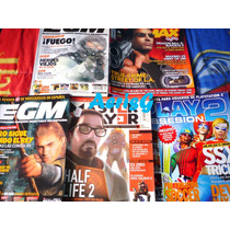 Arg Revistas Seminuevas Play2 Master Player Egm Games Fdp