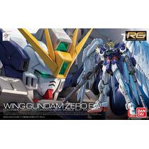 Wing Gundam Zero Custom Ew Gunpla Real Grade ¡envío Gratis!
