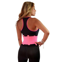 Faja Cinturon Mujer Hombre Gym, Ejercicio, Crossfit