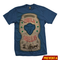 Playera King Monster Tequila Correlejos