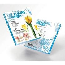 Kit Craft - Josephin Les Fleurs En Papier Temprano Del Azafr