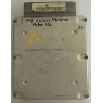 Computadora 1998 Explorer / Mountaineer 4.0 Auto Ecu Ecm Pcm