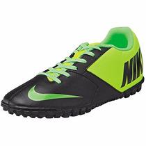 Tenis Nike Bomba I I Hombre Nuevos Originales Negros $1195