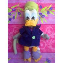 Pato Donald Peluche De Abuelo Scrooge De Disney Store