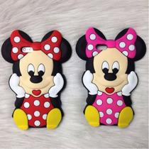Funda Silicon Mimi Minnie Mouse Iphone 6/iphone 6 Plus Case