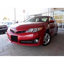 Toyota Camry Se 2012 Rojo Autos Usados Seminuevos