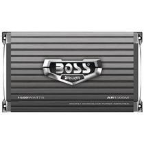 Amplificador Boss Armor 1,500-watt Mono- Envio Aseg Gratis!