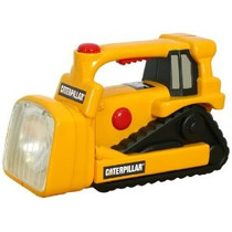 Juguete Estado De Caterpillar Construcción Luz De Flash Y Lu
