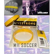 Pulsera Livestrong, Talla Youth (joven), Original. Nike