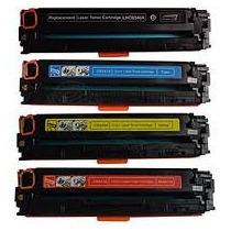 Toner Hp 125a 128a 131a Cp1215 Cp1525 Cp1515 Cm1312 Cm1415