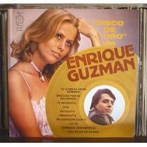 Enrique Guzman Lp Disco De Oro Autografiado