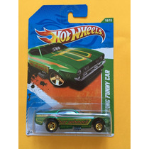 71 Mustang Funny Car - Sth 2011