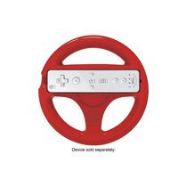 Hori - Mario Kart Mario Adjunto 8 Rueda De Carreras Para Wii