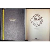 Atlas Cartografico Historico. Spp. Mexico. 1982
