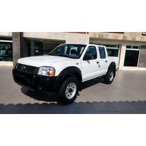 Nissan Frontier Xe Blanca 2014
