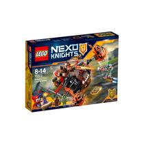 Lego Nexo Knights Moltors Lava Smasher
