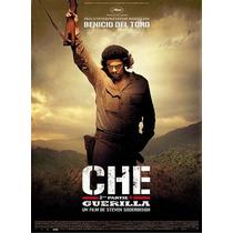 Dvd Che El Guerrillero ( El Che 2 ) - Steven Soderbergh