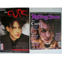 The Cure Mosca+rolling Stone 2 Revistas Mexicanas Oferta 2x1