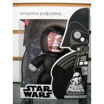Emperador Palpatine Star Wars Mighty Muggs Hasbro