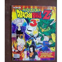 Album Stickers-dragon Ball Z-num.3 -goku-los Androides-133 E