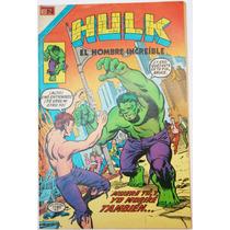 Hulk El Hombre Increible # 21 Ed. Novaro Avengers Hm4