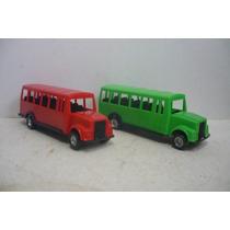 Autobus Transporte Escolar - Camioncito De Juguete Escala