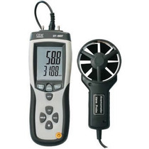 Termo-anemómetro Con Manómetro Digital