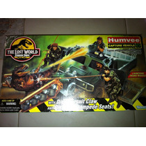 Humvee The Lost World Jurassic Park Nueva Misb
