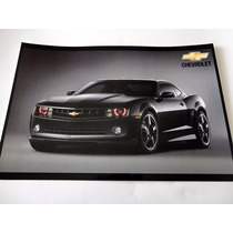 Colección 6 Posters Imagenes Autos Chevy Chevrolet Camaro