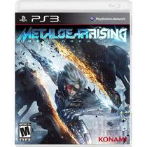..:: Metal Gear Rising ::.. Para Ps3 En Start Games