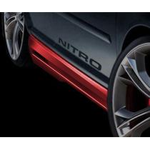 Estribos Golf Jetta A4 A5 Clasico Tipo Nitro Plastico Oferta