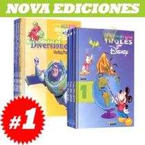 Me Divierto, Aprendo Y Practico Inglés Con Disney 8 Vol 2 Cd